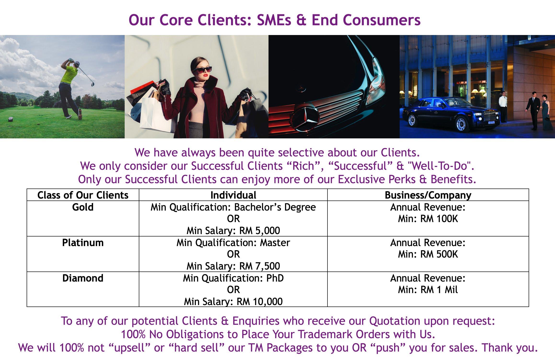 Trademark Client