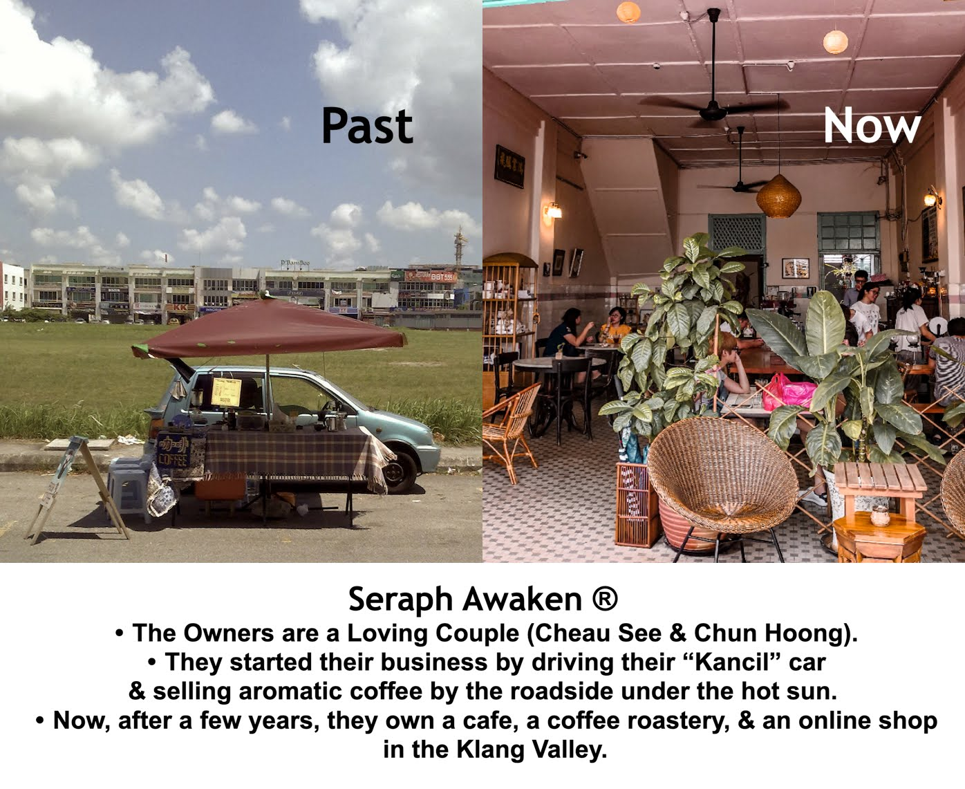 Seraph Awaken Trademark