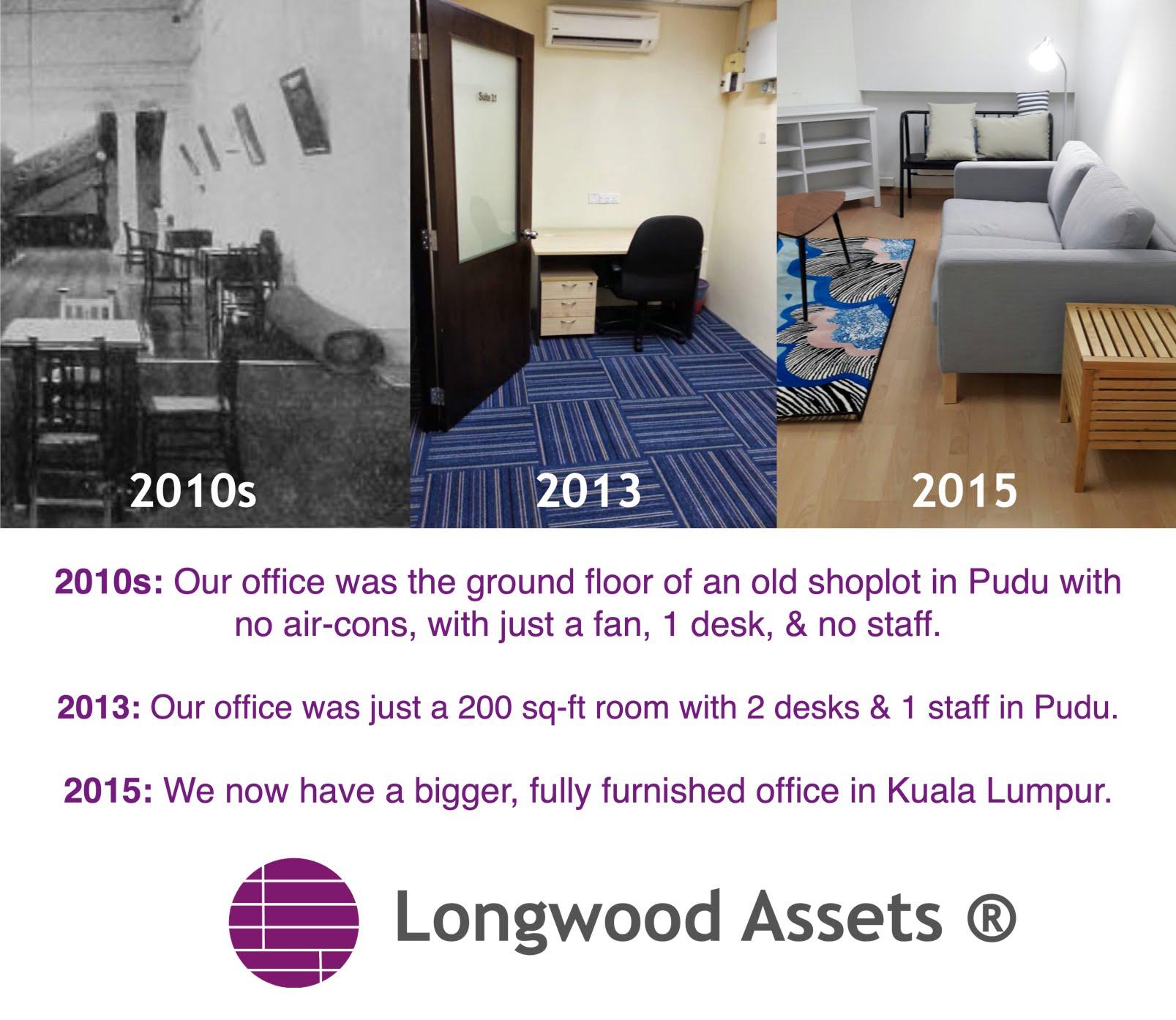 Longwood Assets Trademark