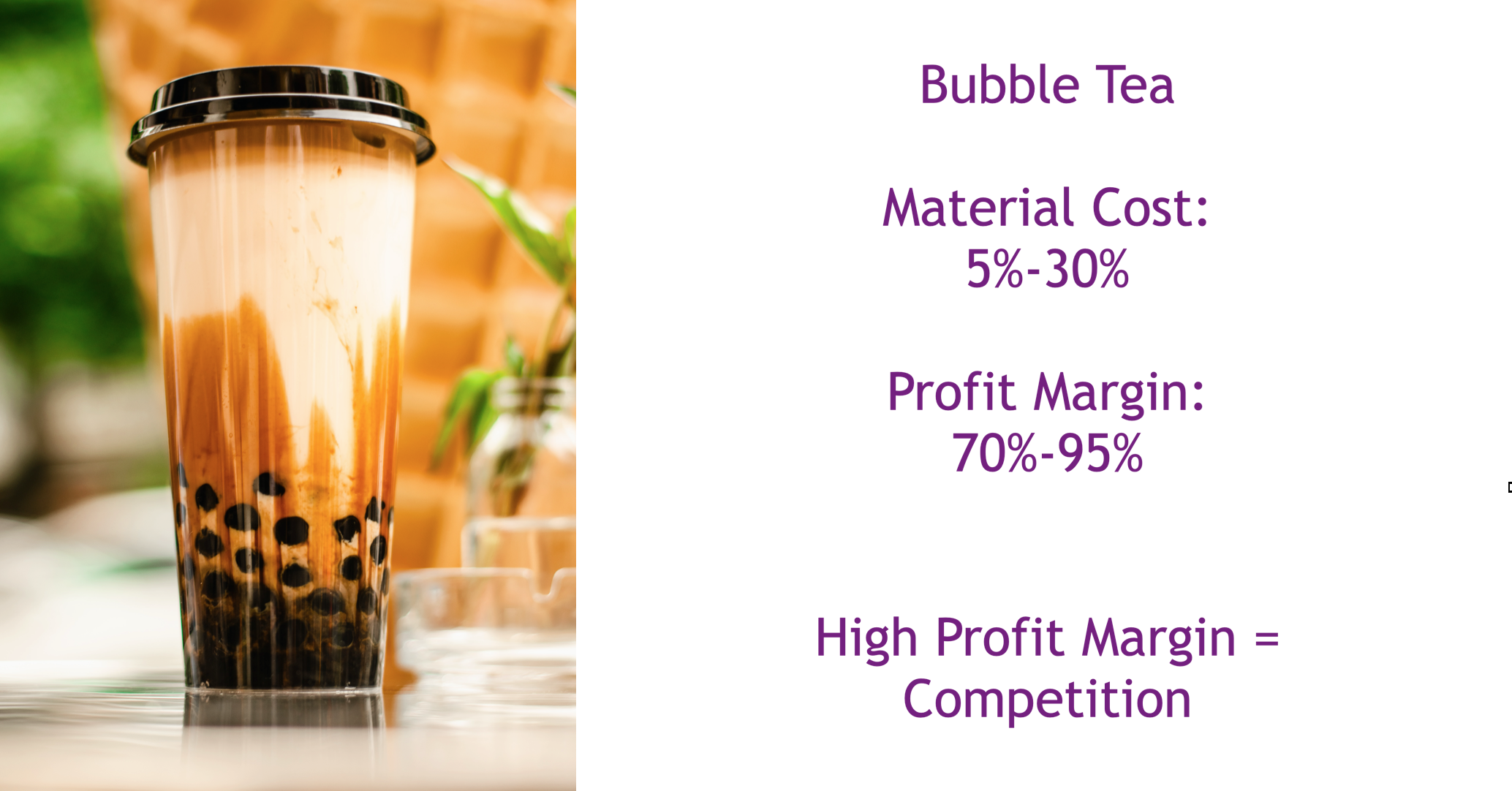 Trademark Profit Margin
