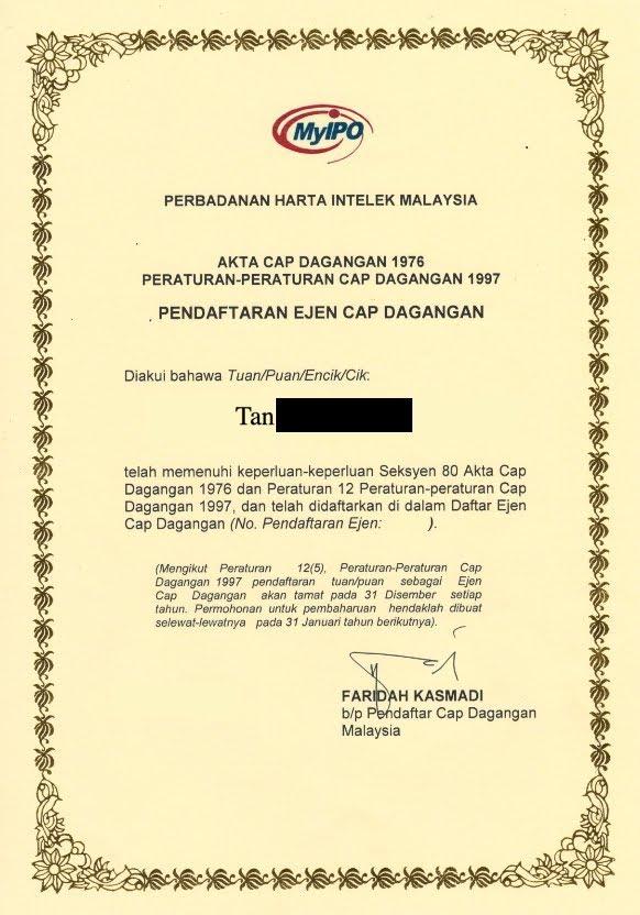 Trademark Malaysia